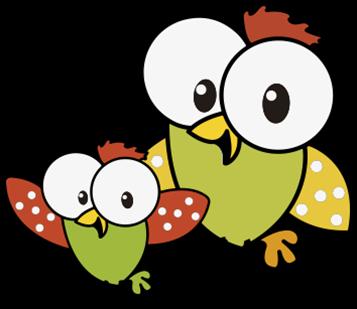 passarinhos-dupla